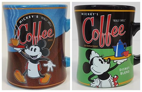 Shop with afterpay on eligible items. Mickey's Really Swell coffee mugs from Disney Parks. | Disney gifts