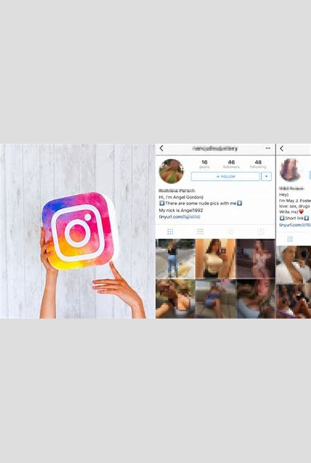 Instagram Accounts Getting Hacked; Spreading Adult Content