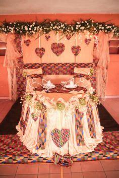 deco mariage traditionnel torsions naturelles en