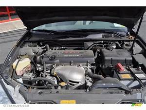 2003 Toyota Camry Le 2 4 Liter Dohc 16