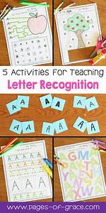 17 best ideas about teaching letters on pinterest With teaching toddler letter recognition