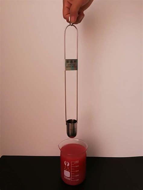 zahn cup viscosity cup tester viscometer flow cup