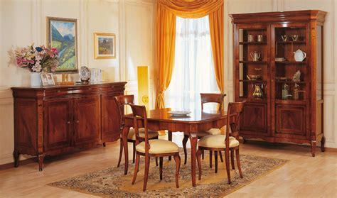 mobili sala da pranzo classica sala da pranzo in stile 800 francese vimercati meda