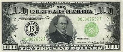 Note Usd 1934 Obverse Series Dollar Bill