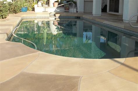 resurface pool deck with pavers pool resurfacing free estimates