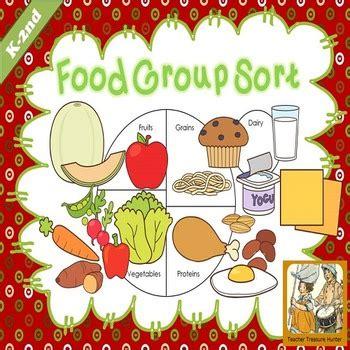 food group sort  plate  teacher treasure hunter
