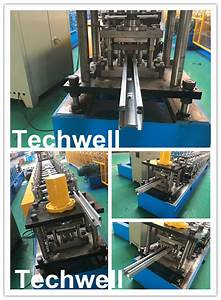 Guide Rail Roll Forming Machine For Making Elevator