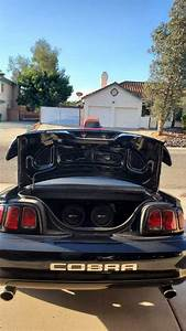 4th Generation 1997 Ford Mustang Cobra 5spd Manual For