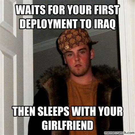 Deployment Memes - your first deployment to iraq