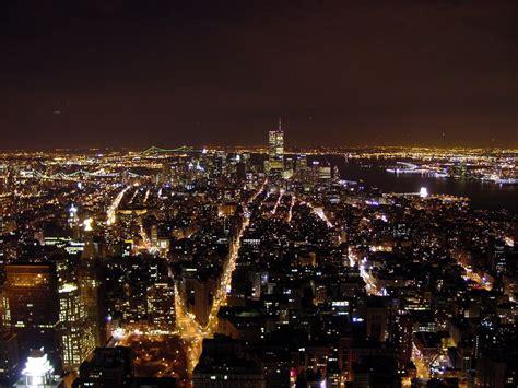 All World Visits New York At Night