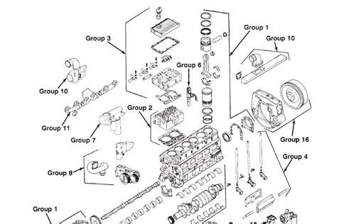 N14 Cummin Engine Diagram by Cummins N14 Diesel Engine Workshop Service Manual Celect