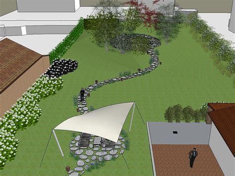 Progettare Giardini 3d Progettazione Giardini 3d A Imola E Faenza Verde Acqua