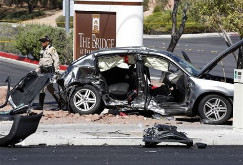 driver arrested  boy killed   car crash  las