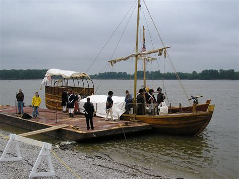 Keelboat Pictures a photographic essay on lewis and clark s keelboat lewis