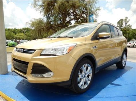 2014 Ford Escape Specs by 2014 Ford Escape Titanium 1 6l Ecoboost Data Info And