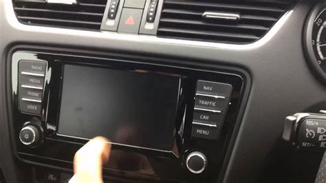 How To Connect Your Phone To Your Škoda Via Bluetooth