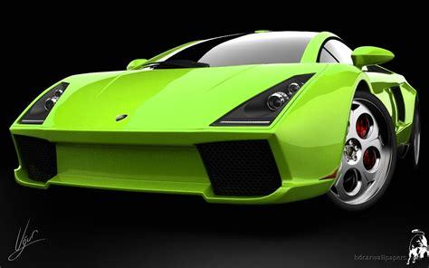 Cool Lamborghini Wallpapers Green