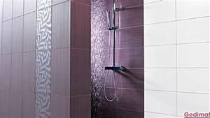 Panneau Stratifié Mural Salle De Bain : ambiances carrelage salle de bains les ambiances gedimat ~ Premium-room.com Idées de Décoration