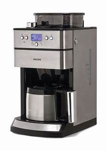 Kaffeemaschine Mit Milchaufschäumer : der hd7753 00 grind und brew mit timer und thermo von philips im test ~ Eleganceandgraceweddings.com Haus und Dekorationen