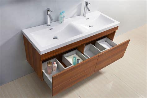 55 Inch Vanity Sink - zuri 55 inch sink plum bathroom vanity