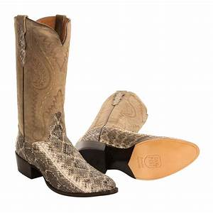 Dan Post Exotic Cowboy Boots (For Men) 1898T - Save 42%