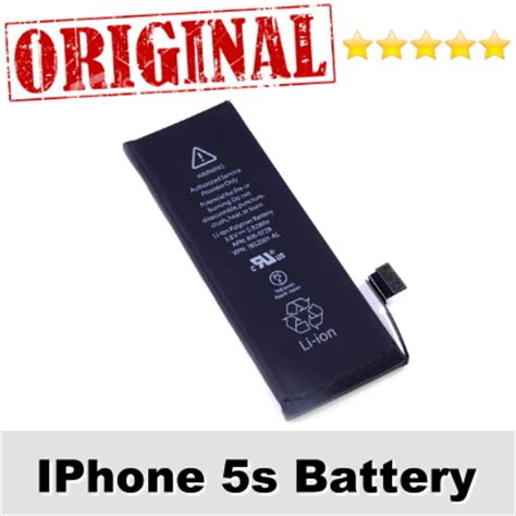 battery iphone 5s original apple iphone 5s battery 3 end 11 10 2017 9 30 pm