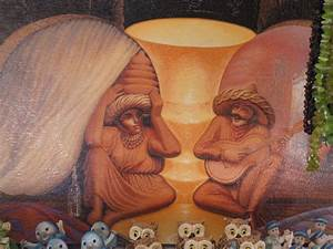10 Mind-Blowing Illusion Paintings That Make You Look Twice