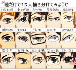 Haikyuu Characters
