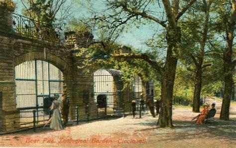 about the cincinnati zoo botanical garden