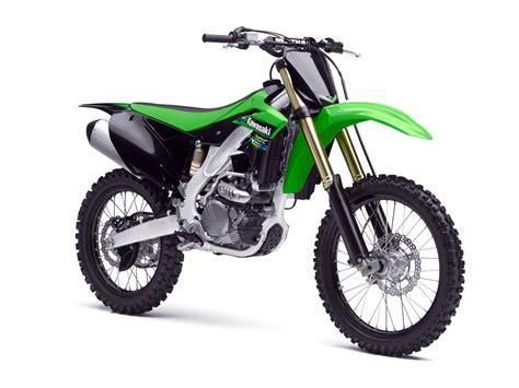 kawasaki motocross bikes 2013 kawasaki kx motocross bikes revealed air forks for