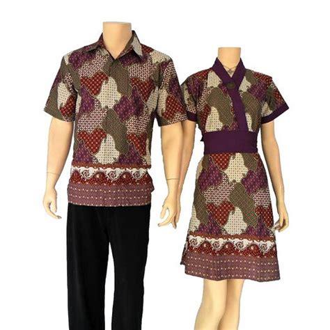 katalog baju batik terbaru di tahun 2016