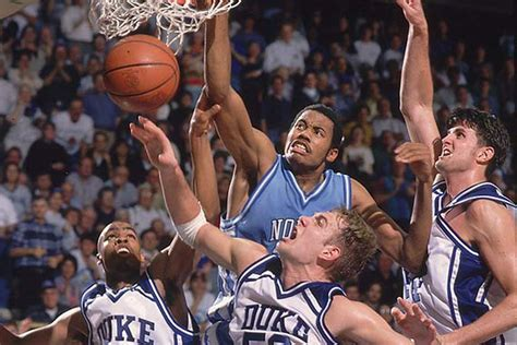 greatest games  unc basketball history