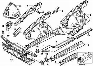 Original Parts For E39 525d M57 Touring    Bodywork