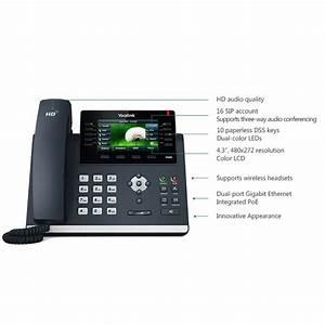 Mode Demploi T U00e9l U00e9phone Yealink T46g