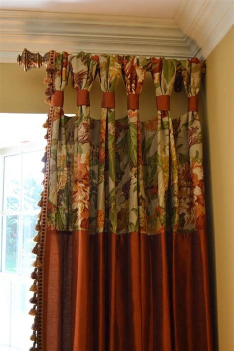 Tab Drapes - best 25 drapery ideas ideas on curtain styles