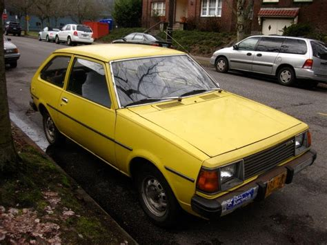hatchback cars 1980s old parked cars 1980 mazda glc the quot great little car quot