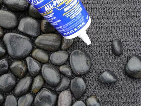 river rock doormat how to make a diy river rock doormat the owner builder