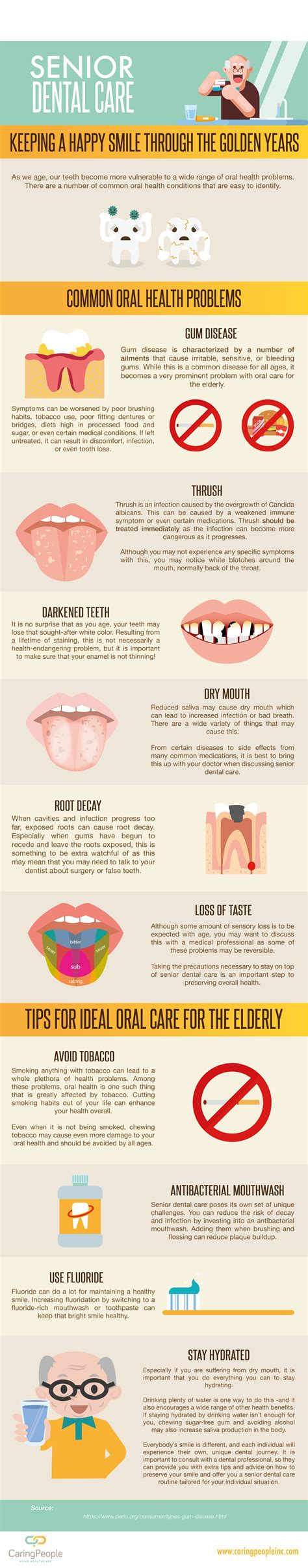 Senior Dental Care Keeping A Happy Smile Through The