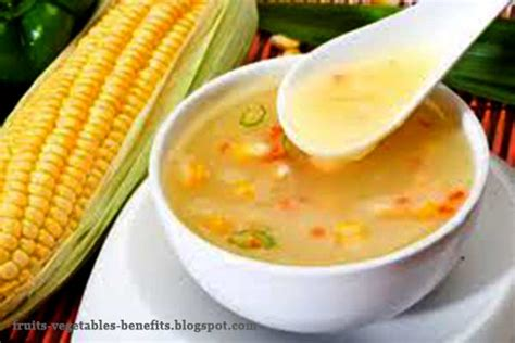 types of soup fruits vegetables benefits different kind of soups