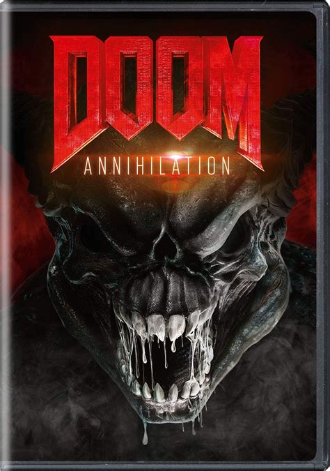 doom annihilation dvd release date october