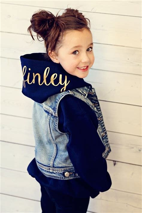 personalized hoodies multiple color choices monogram hoodie shirts  girls vinyl shirts