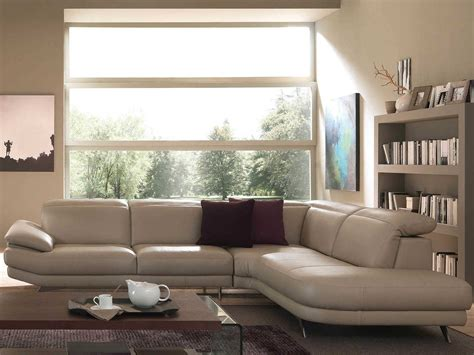 Natuzzi Editions Principe Sectional Sofa