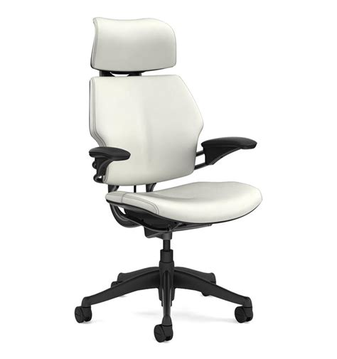 Humanscale Freedom Chair Uk by Humanscale Graphite Freedom Chair Columbia Snow Premium
