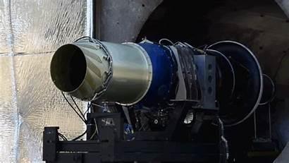 Engine Jet Exhaust Nozzle Aircraft Noise Brake