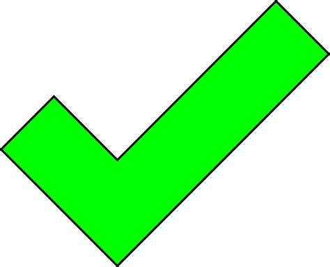 Ok Check Mark · Free Vector Graphic On Pixabay