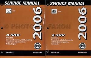 2007 Chevrolet Hhr Repair Shop Manual Original 2 Volume Set