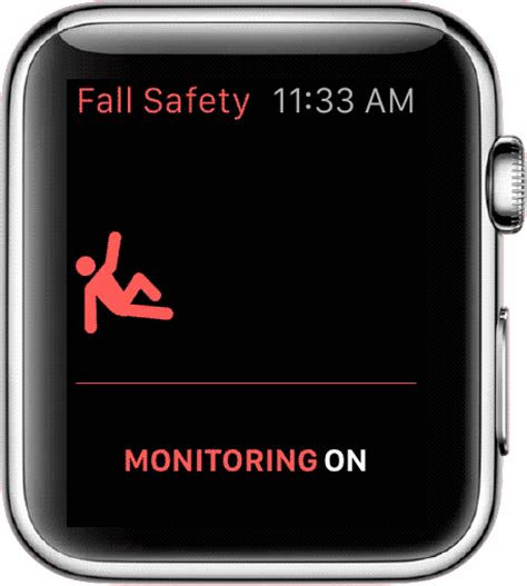 apple  fall detection  tidyware
