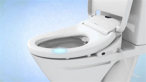 how to use a bidet toilet how the brondell swash 1000 bidet toilet seat works