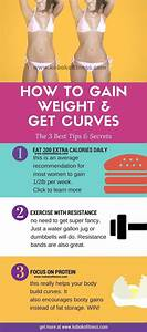 How To Gain Weight - The 3 Best Tips And Secrets