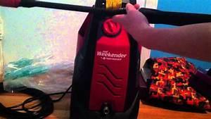 Pressurewasher The Weekender Unboxing